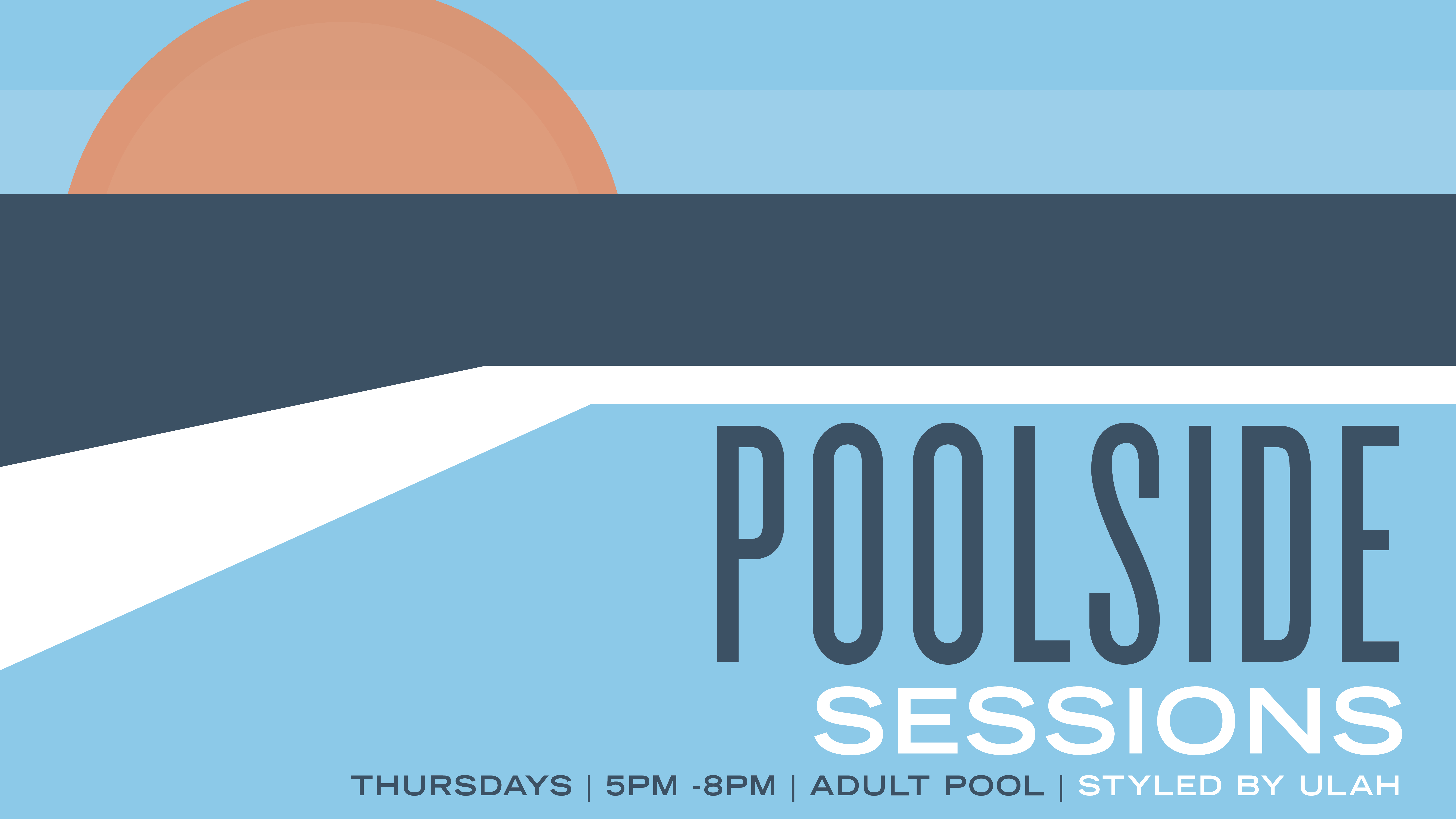 Poolside Sessions Lineup 2018