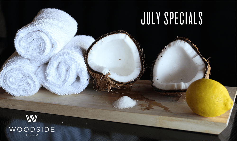 July Specials at The Spa