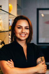 Morgan Hanlen, Licensed Massage Therapist